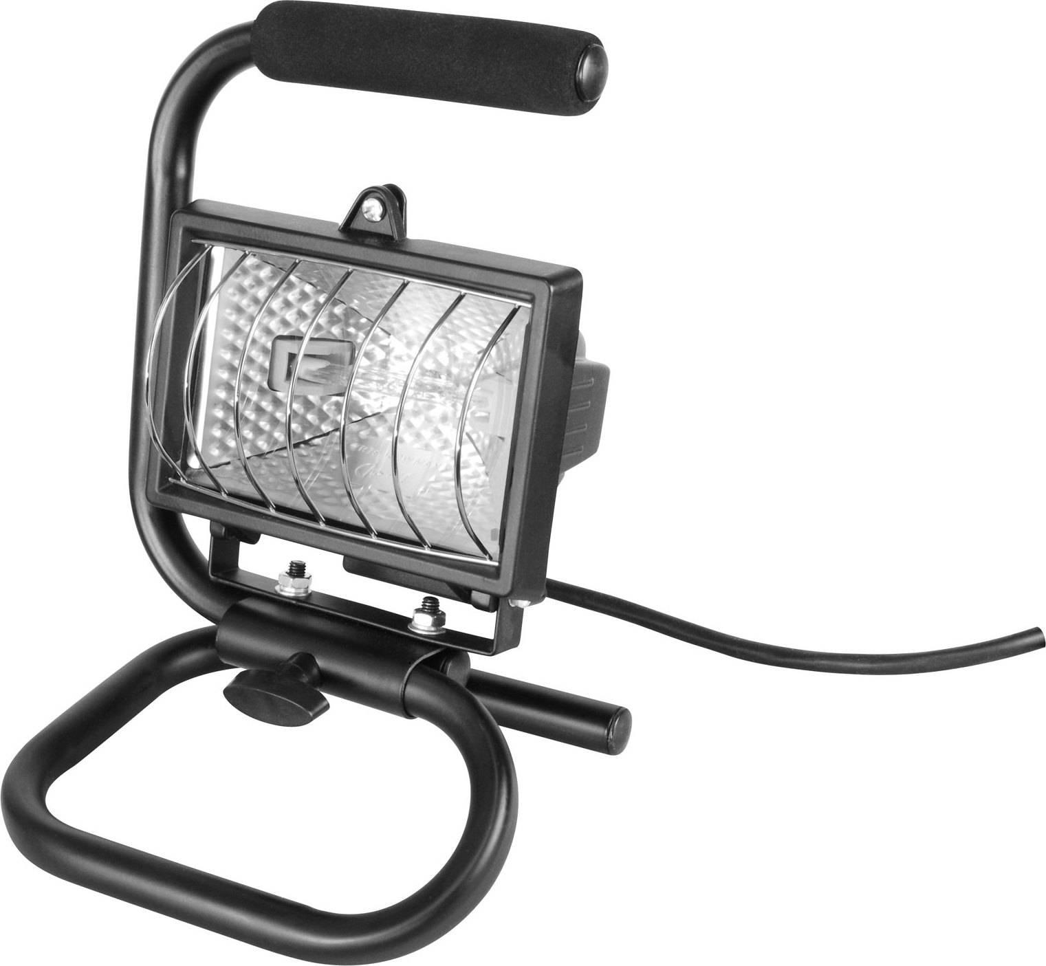 světlo halogenové přenosné s podstavcem, 120W, svítivost jako 150W 82788 EXTOL CRAFT