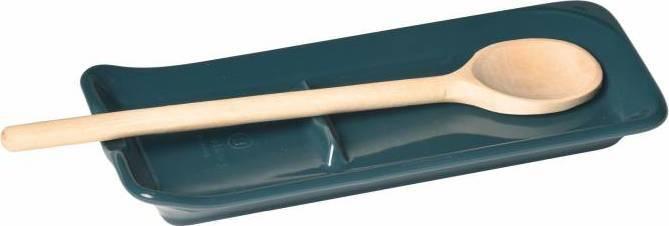 EH Odkladačka na vařečku 22,5x10cm, maková 970262 Emile Henry