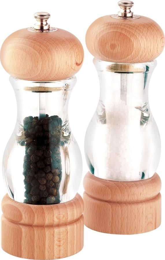 Cole & Mason 105 BEECH dárková sada, mlýnek na pepř a sůl, 165 mm H10538P DKB Household UK Limited