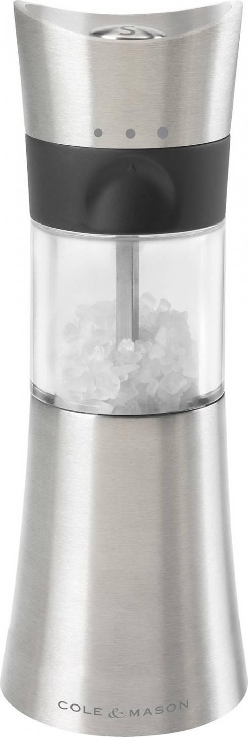 Cole & Mason WESTBURY, CHROM mlýnek na sůl, 180mm H306792P DKB Household UK Limited