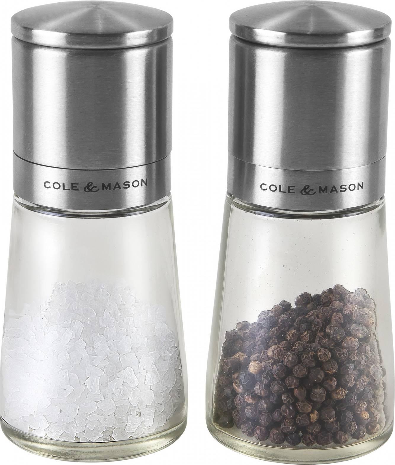 Cole & Mason CLIFTON sada mlýnků na sůl a pepř H306898P DKB Household UK Limited