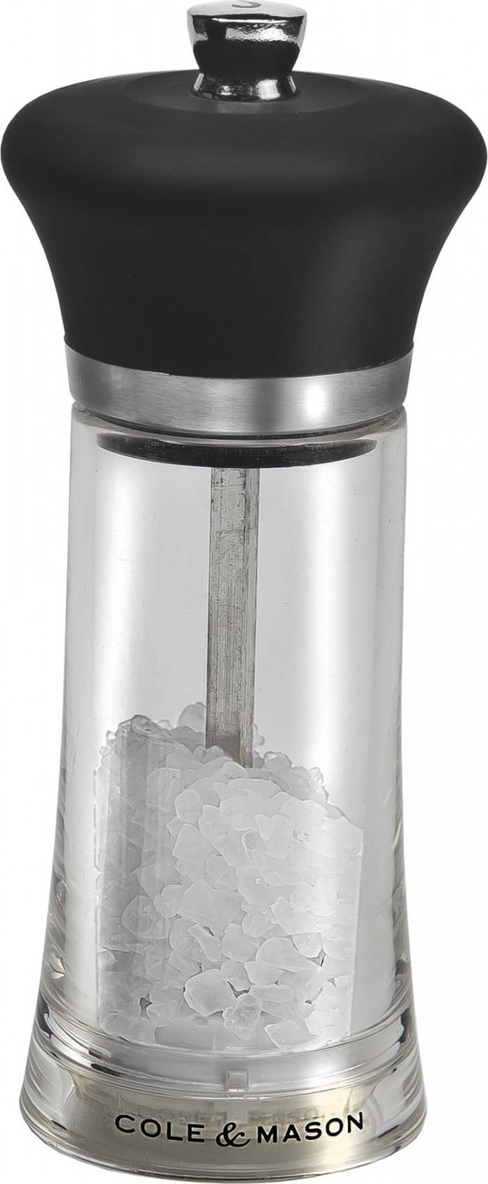 Cole & Mason HUNTINGDON mlýnek na sůl, 140mm H307292P DKB Household UK Limited