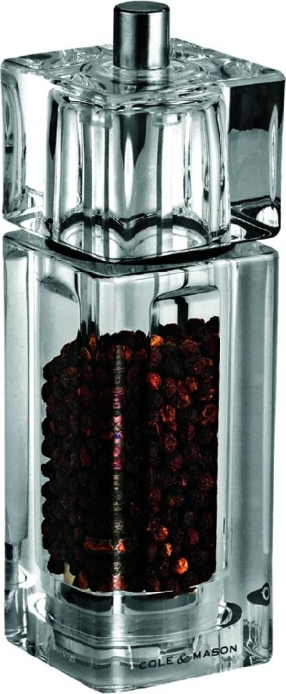 Cole & Mason CUBE mlýnek na pepř, 145mm H33501P DKB Household UK Limited