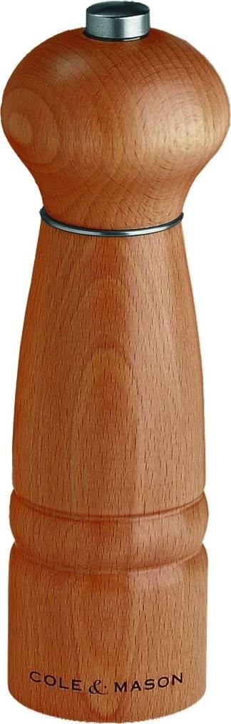 Cole & Mason WINDSOR BEECH přírodní barva, mlýnek na sůl, 180mm H478250 DKB Household UK Limited