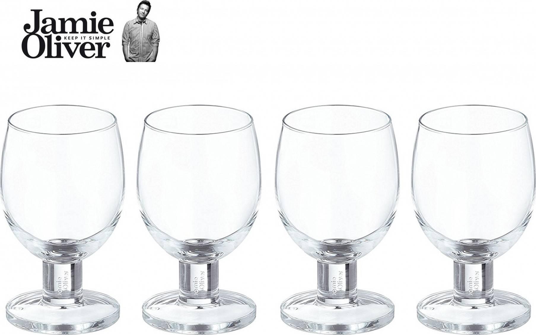 Jamie Oliver set skleniček na víno, 4x45cl ME554135 Merison Retail b.v.