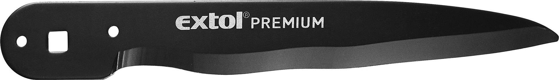 Extol Premium Stříhací břit pro zahradní nůžky 8873110, 8873115