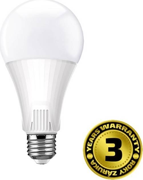 Solight LED žárovka 18W 104W E27, teplá bílá