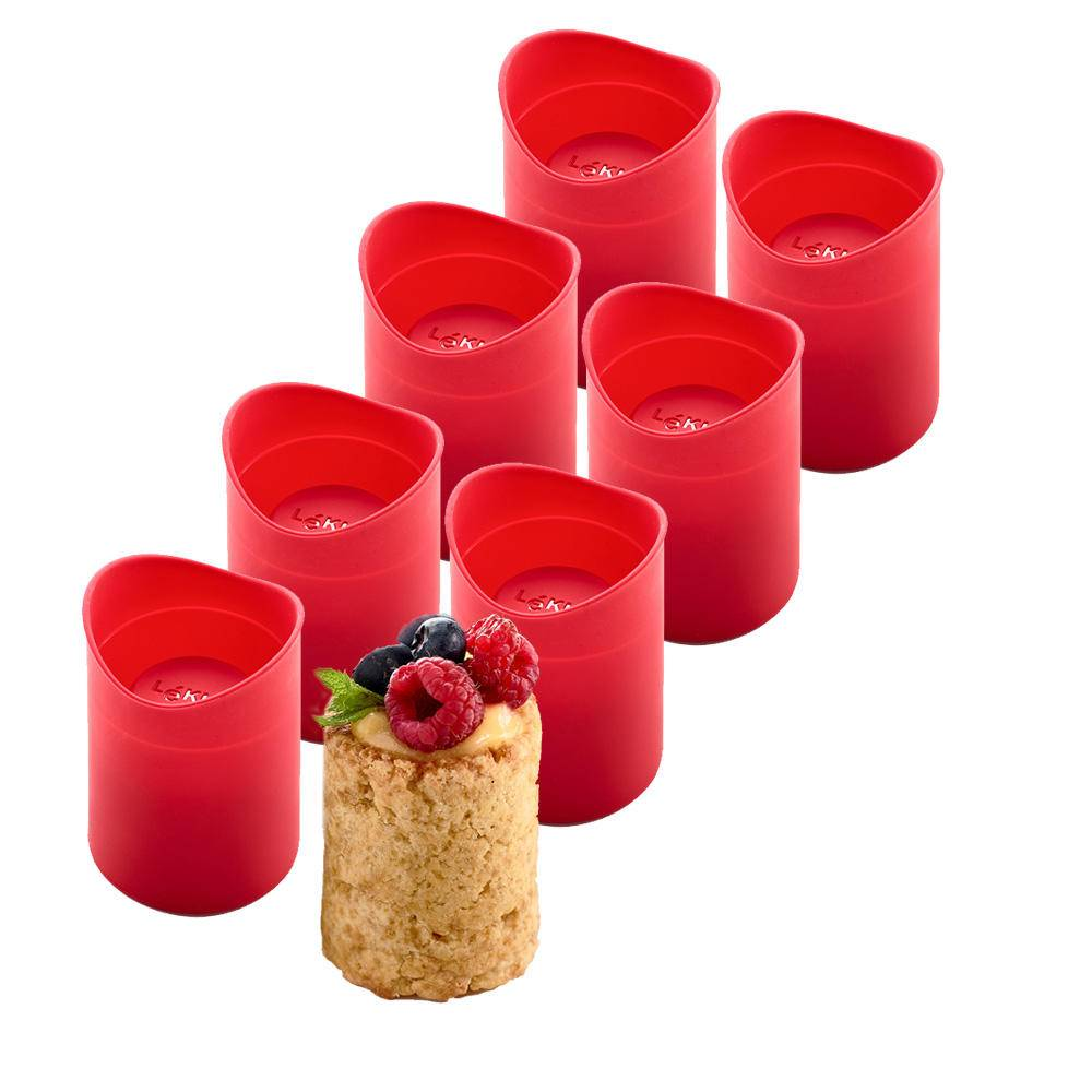 COOKIE GLASS RED - Lékué