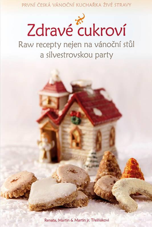 Zdravé cukroví recepty nejen na vánoční stůl -