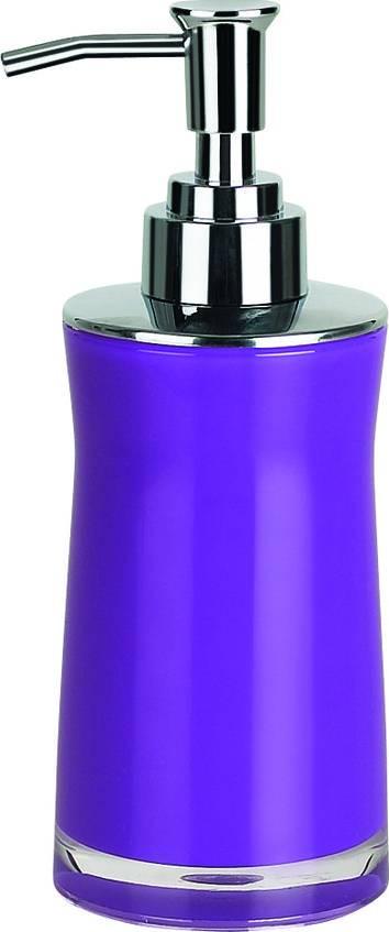 Dávkovač mýdla SYDNEY-ACRYL purple 1011335 SPIRELLA