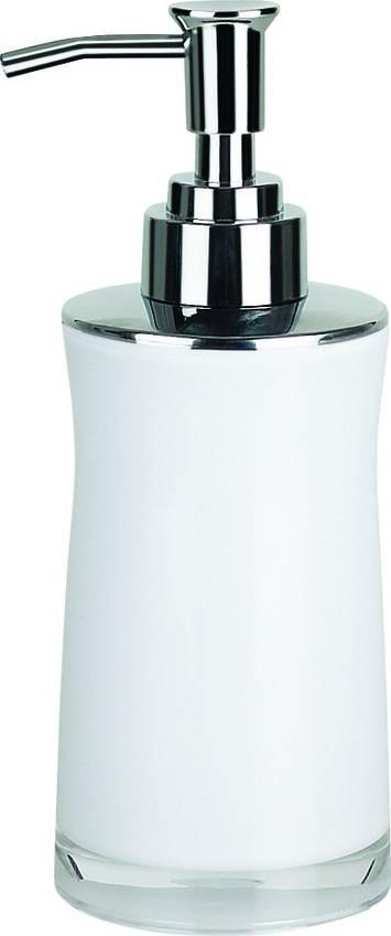 Dávkovač mýdla SYDNEY-ACRYL white 1011345 SPIRELLA