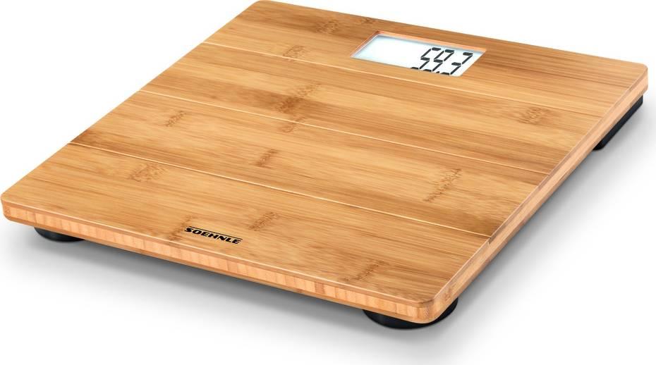 Osobní váha Bamboo Natural 63844 SOEHNLE