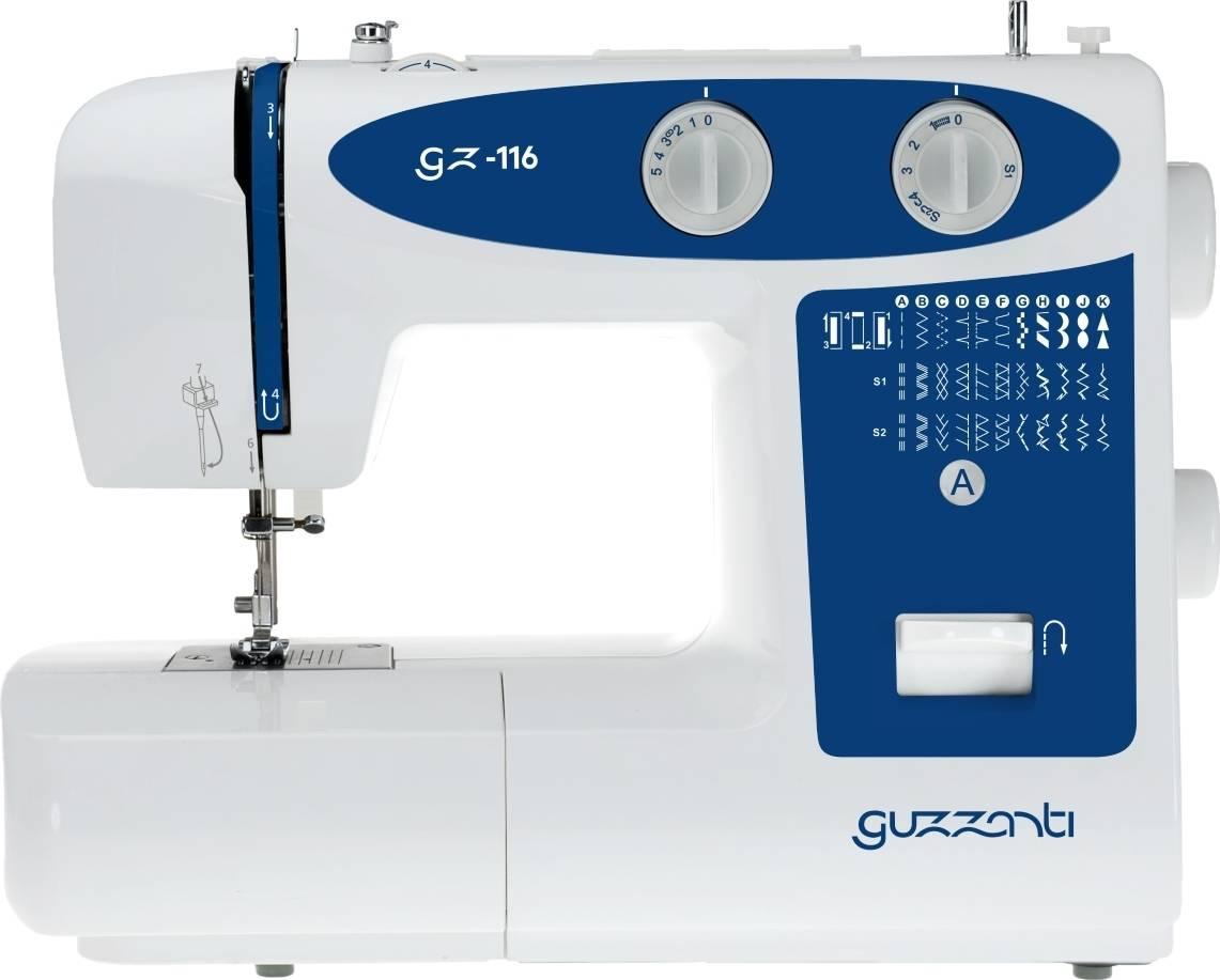 Šicí stroj GZ 116 GZ 116 GUZZANTI