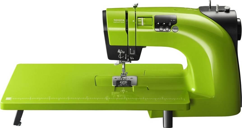 Šicí stroj OEKAKI Rennaissance 50LG - Limetkově zelená OEKAKI50LG TOYOTA