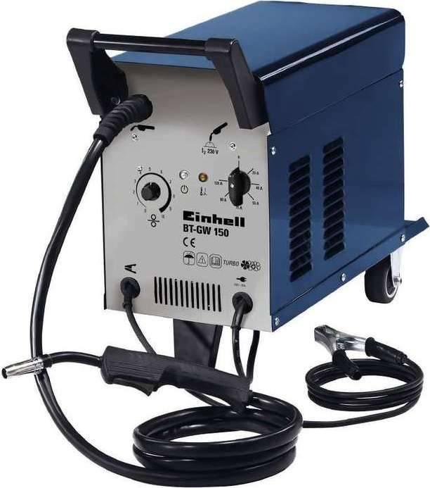 Svářečka s ochrannou atmosférou BT-GW 150 Blue 1574970 Einhell