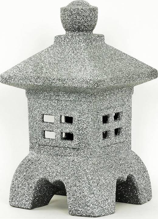 Domeček keramický na svíčku KS1203 Art
