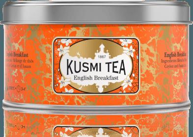 English Breakfast plechovka 125g ENGL125 Kusmi tea