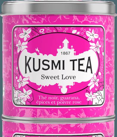 Sweet Love plechovka 250g LOVE250 Kusmi tea