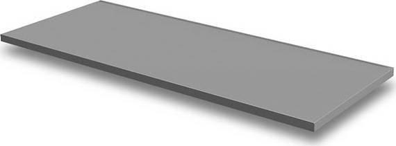 Nerezová deska GN 4100 bez zadního lemu