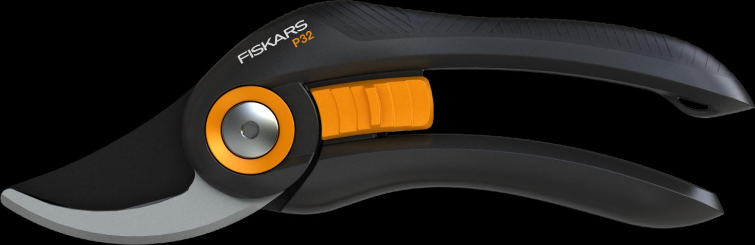 Nůžky zahradní dvoučepelové P32 Solid 1020191 Fiskars