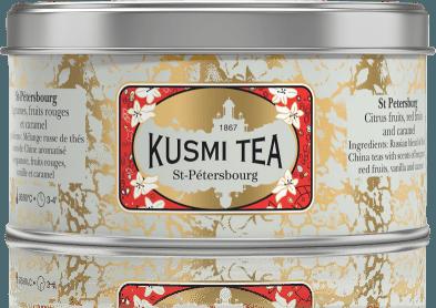 St. Petersburg plechovka 125g SAIN125 Kusmi tea