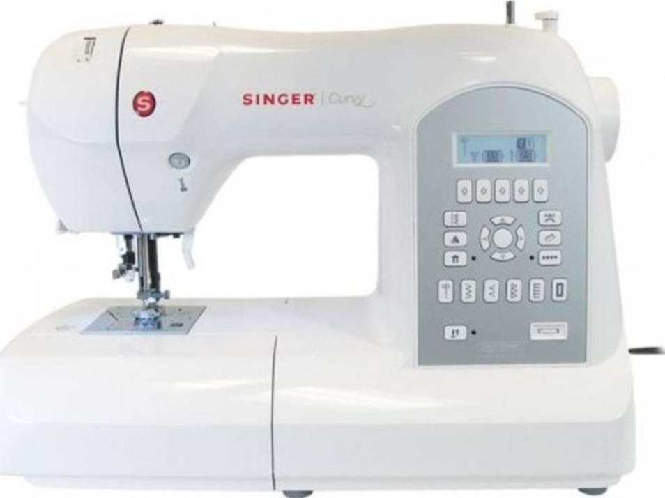 SMC 8770/00 ŠICÍ STROJ 40024498 SINGER