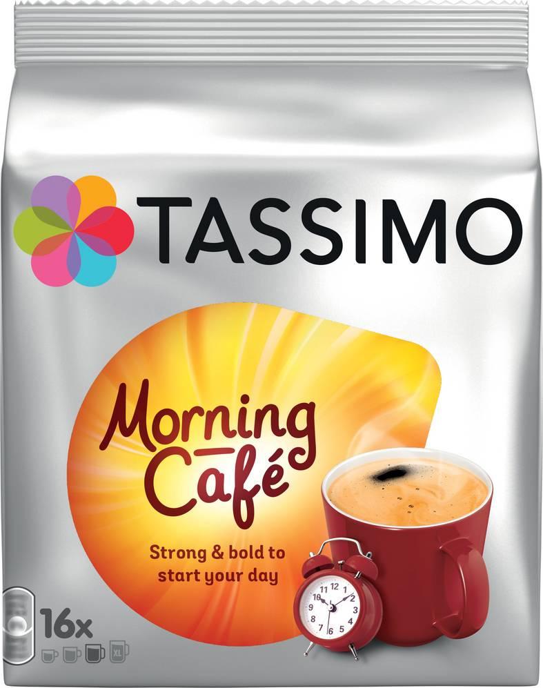 MORNING CAFE JACOBS KRÖN. 41003150 TASSIMO