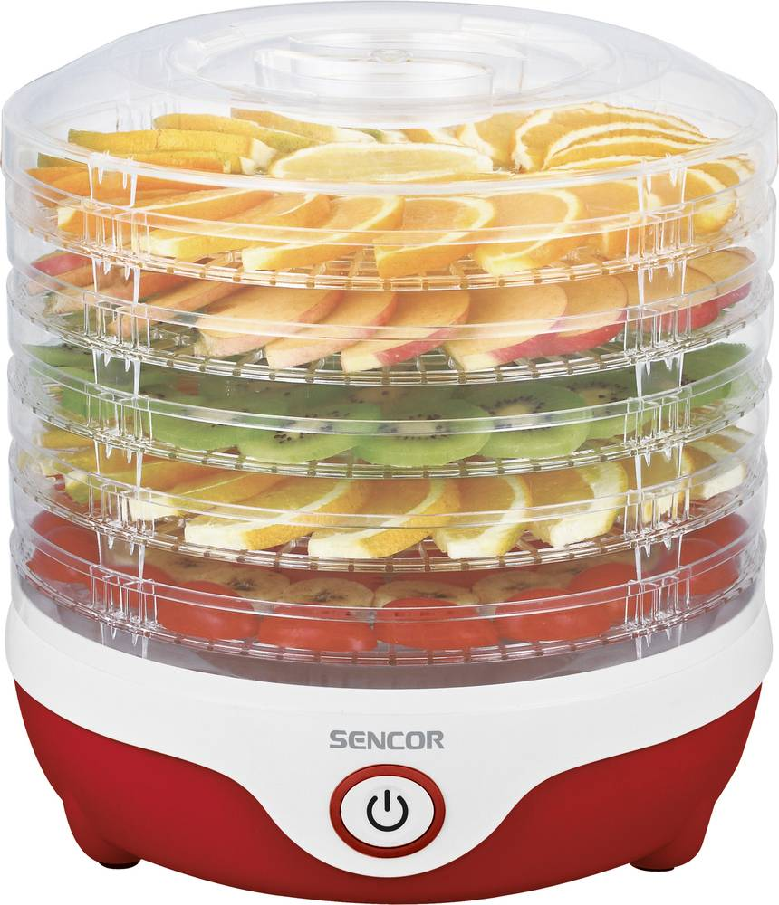SFD 742RD sušička ovoce 41004379 SENCOR