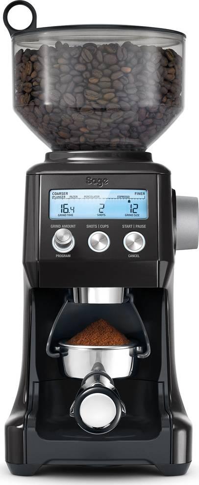 BCG820BKS Mlýnek na kávu černá 41007016 SAGE