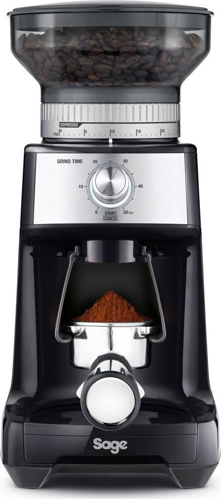 BCG600BKS Mlýnek na kávu černá 41007018 SAGE