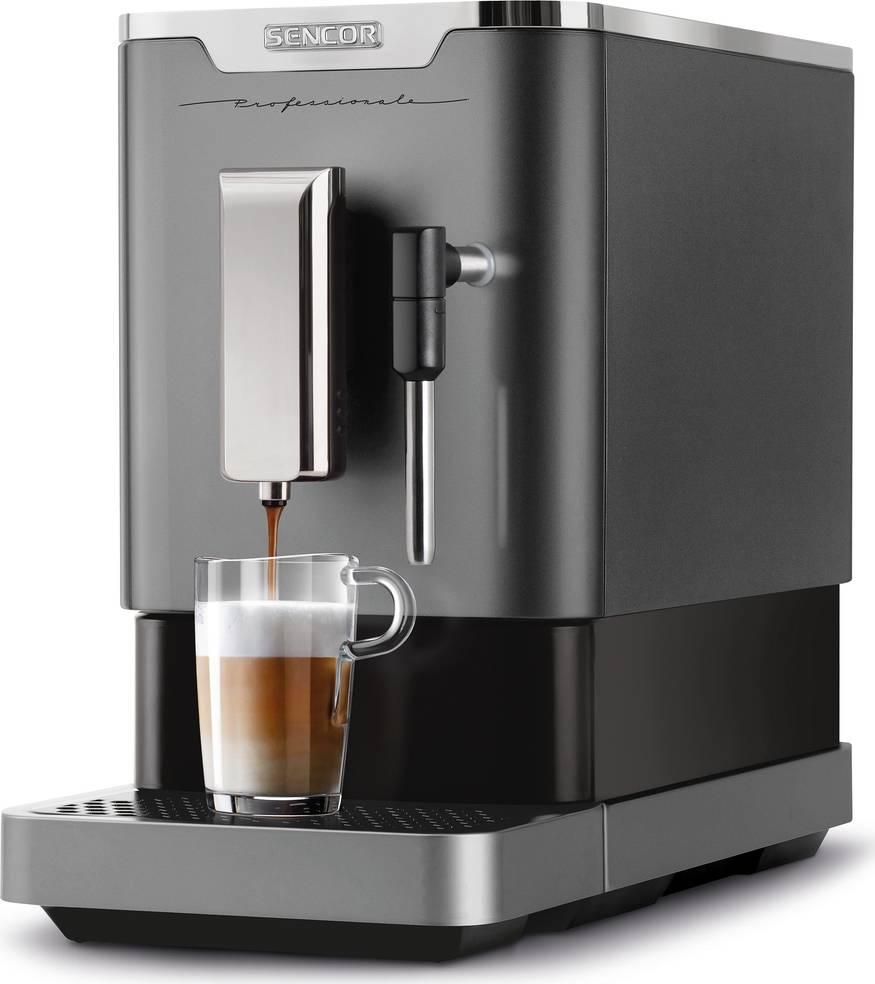 SES 8010CH Automatické Espresso 41007885 SENCOR