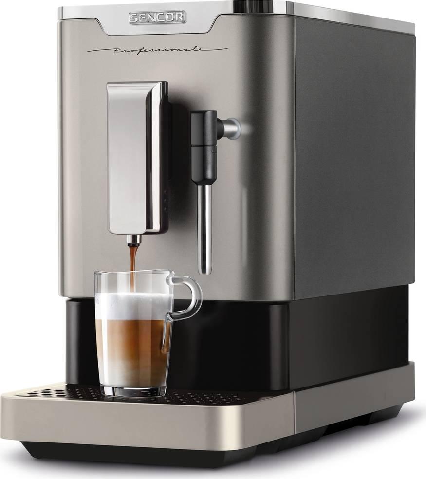 SES 8020NP Automatické Espresso 41007886 SENCOR