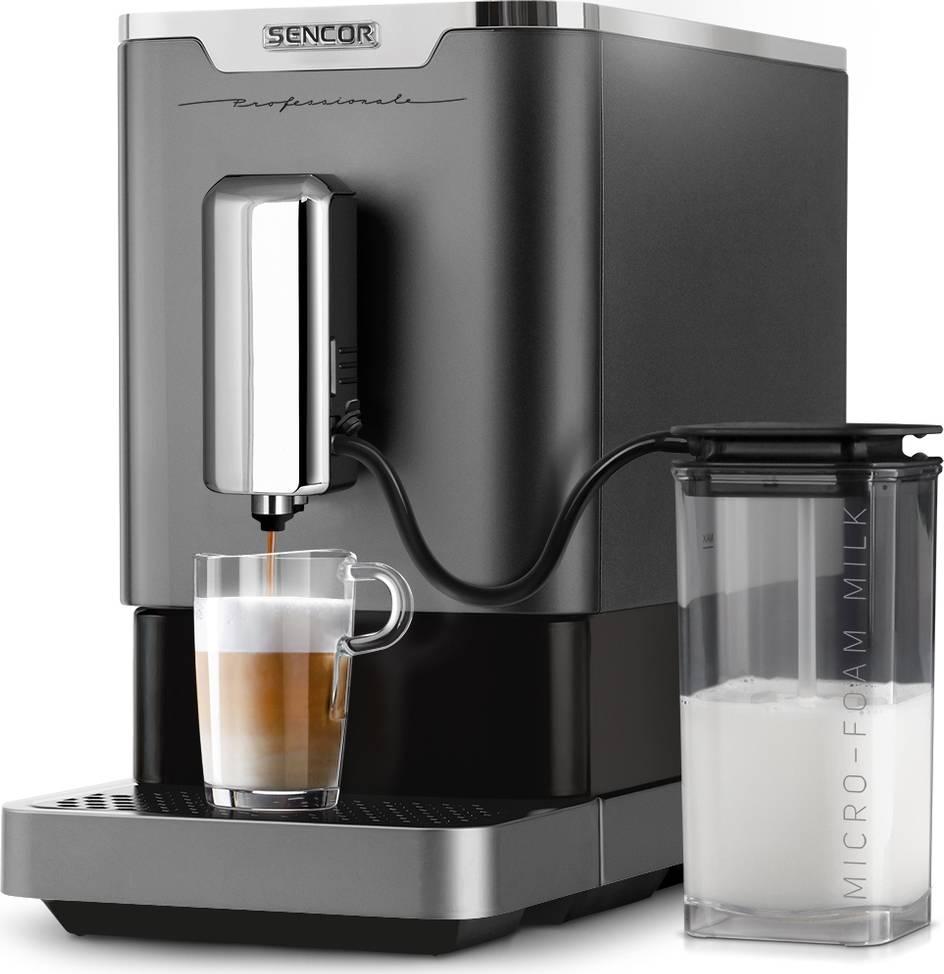 SES 9010CH Automatické Espresso 41008937 SENCOR