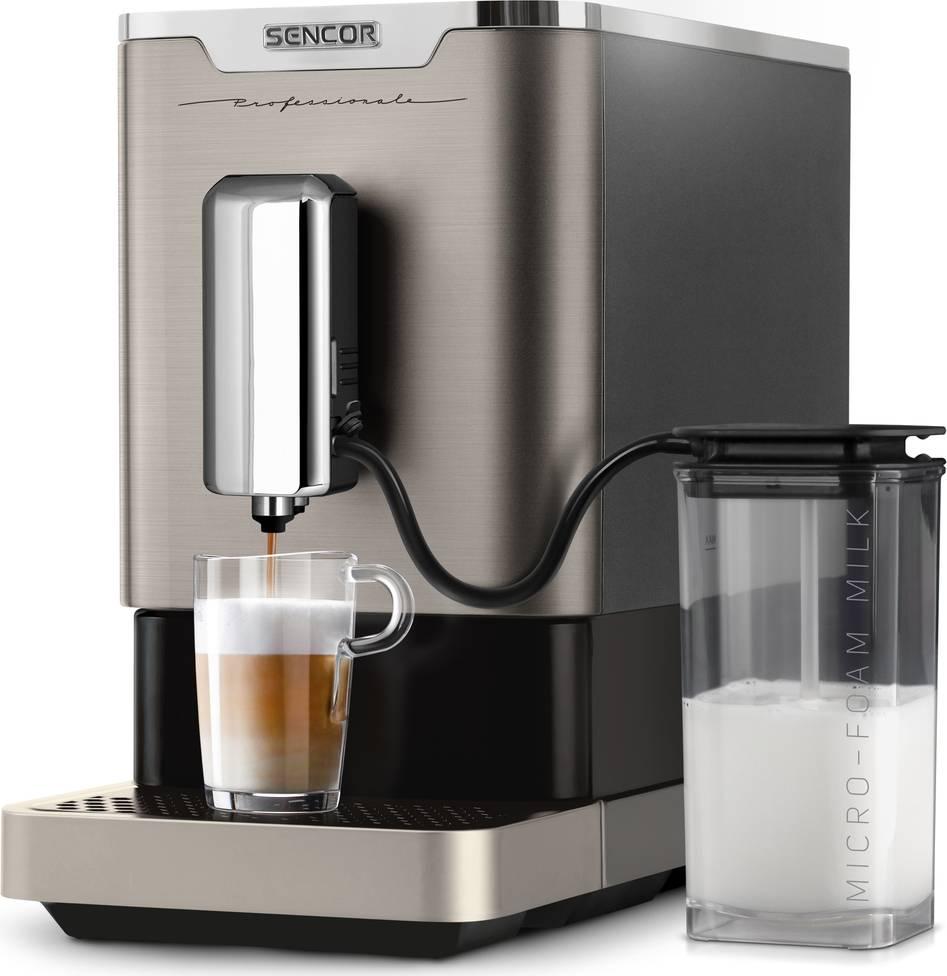 SES 9020NP Automatické Espresso 41008938 SENCOR