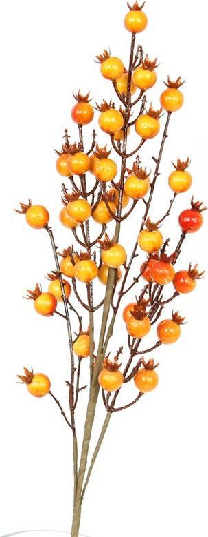 Větvička podzimní, umělá dekorace VP1915 Art