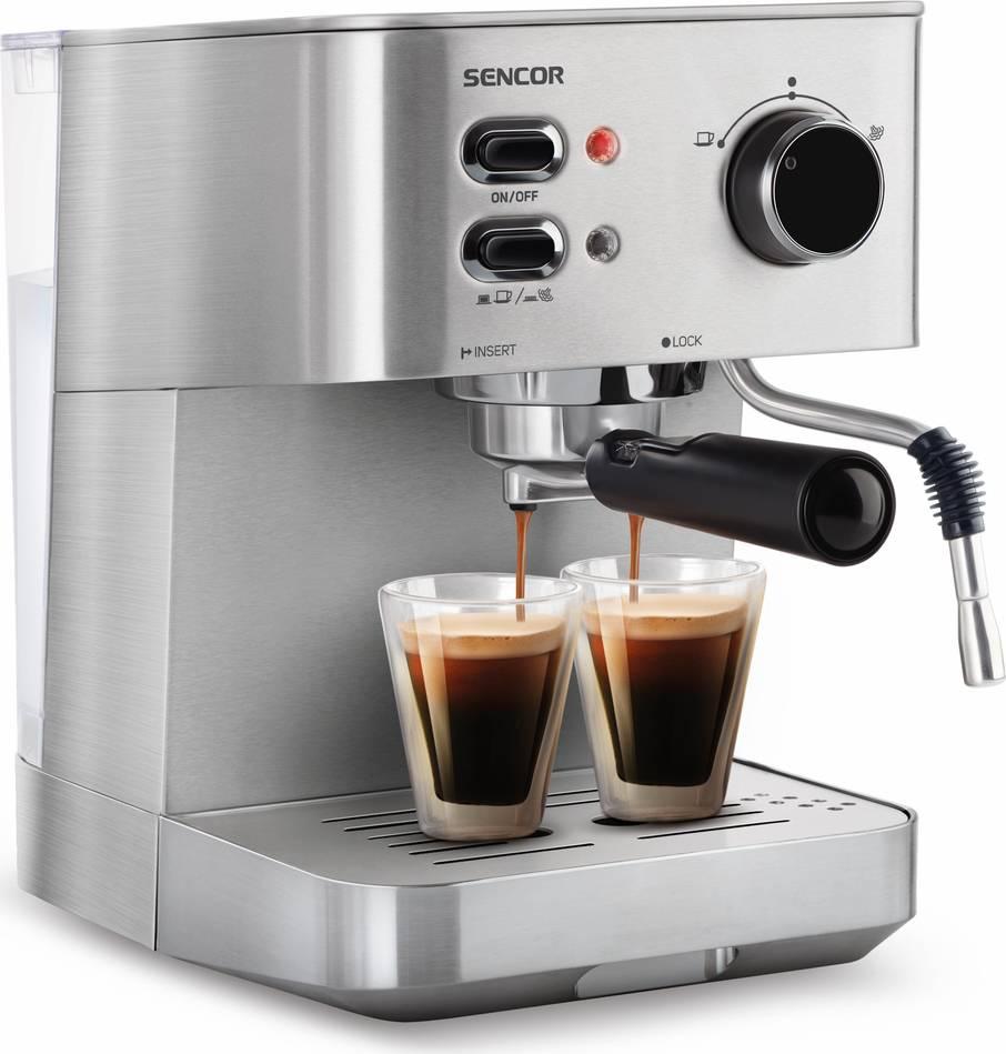 SES 4010SS Espresso 41005713 SENCOR