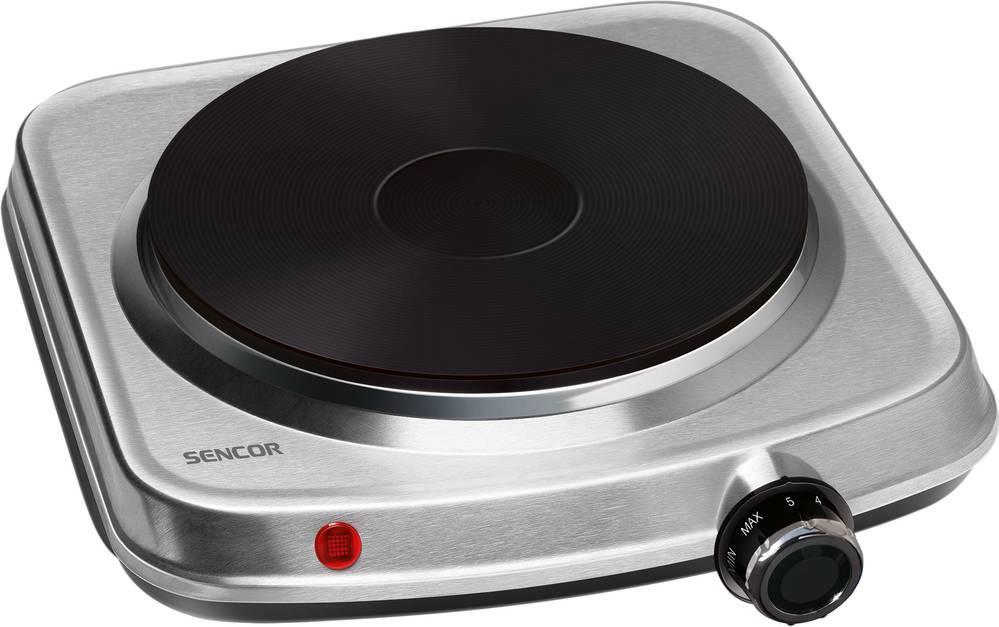 SCP 1505SS vařič jednoplotýnkový 41007916 SENCOR