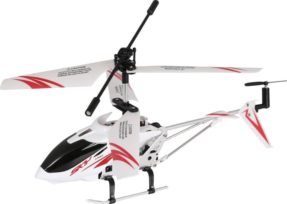 BRH 319040 Vrtulník Falcon IV 57000551 BUDDY TOYS