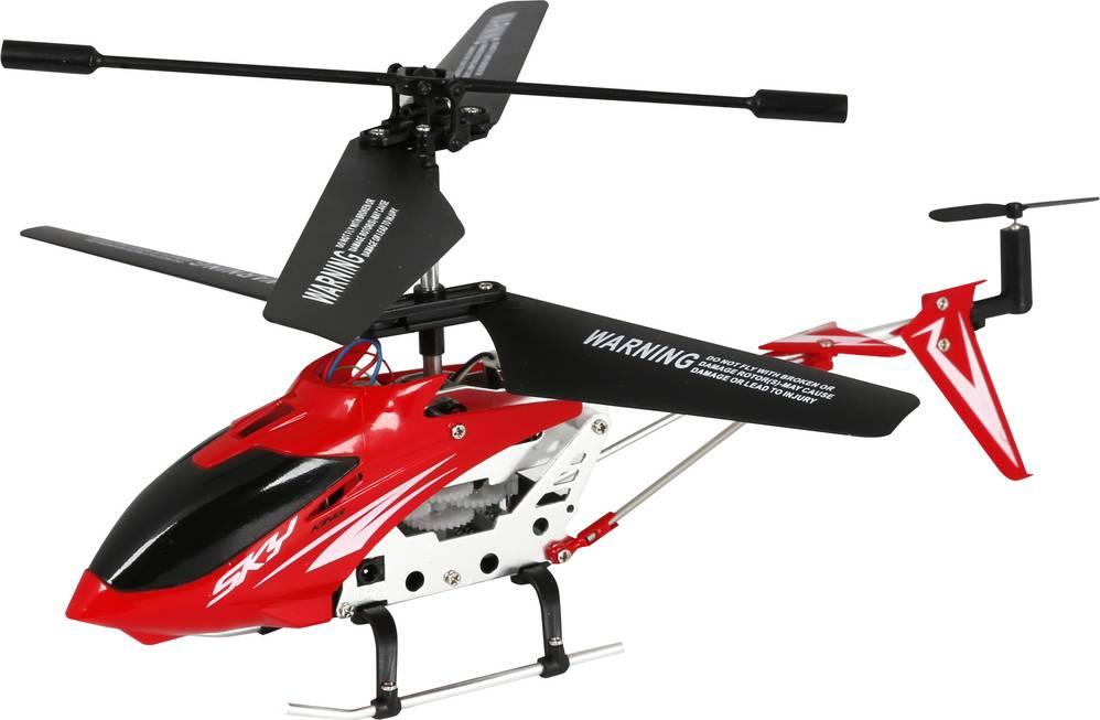 BRH 319041 Vrtulník Falcon IV 57000552 BUDDY TOYS