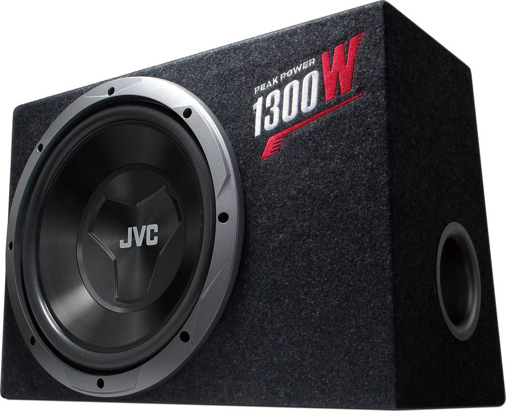 CS BW120 SUBWOOFER DO AUTA 1300W 35045896 JVC