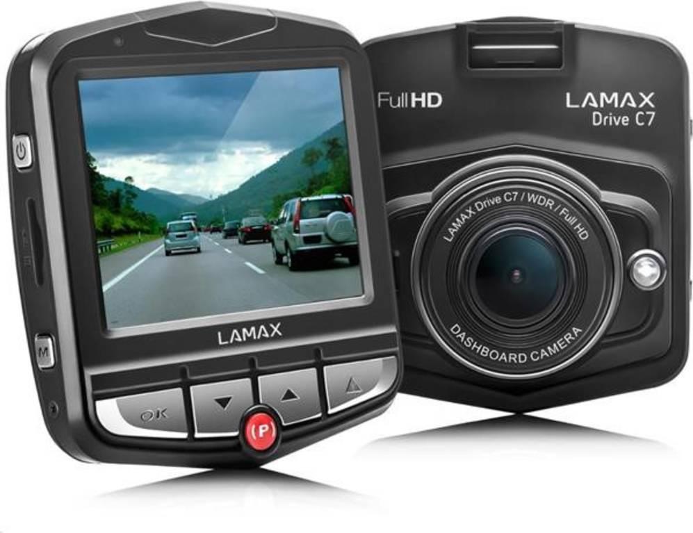 DRIVE C7 FHD kamera do auta 35049123 LAMAX