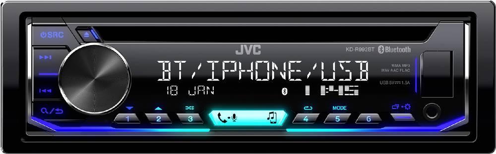 KD-R992BT AUTORÁDIO S CD/MP3/BT 35050796 JVC