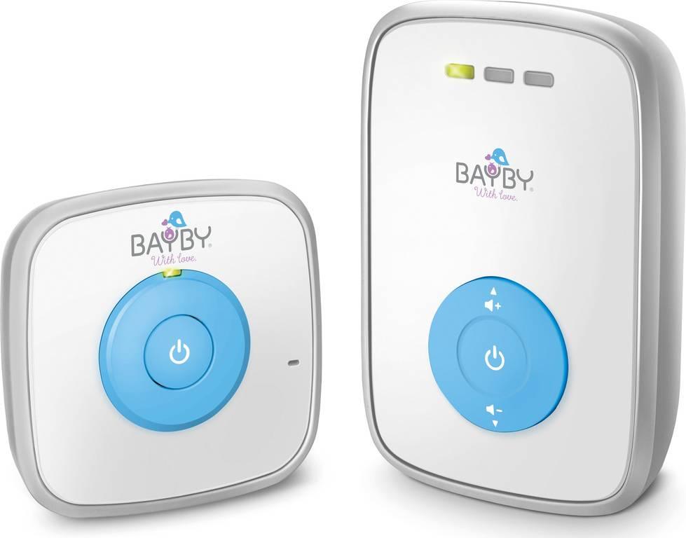BBM 7000 Digitalní audio chůvička 41004783 BAYBY