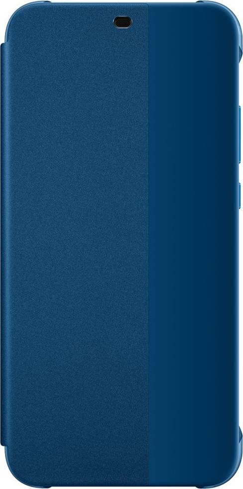 Flipové pouzdro pro P20 Lite Blue 30016631 HUAWEI