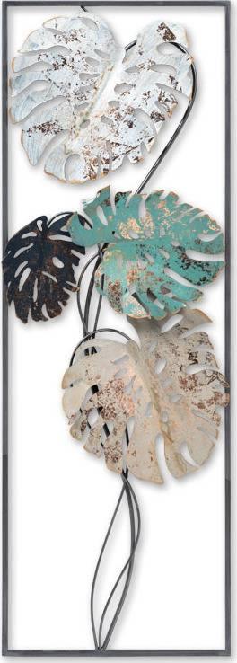Kovová nástěnná dekorace FB-1447 Art