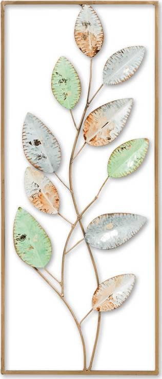 Kovová nástěnná dekorace FB-1449 Art