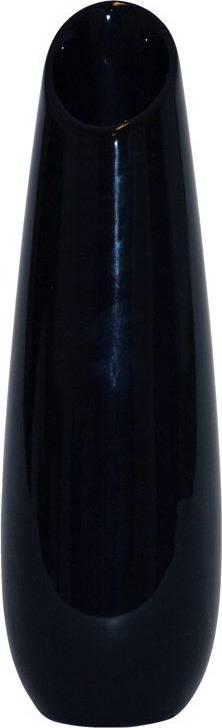 Váza keramická černá HL667399 Art