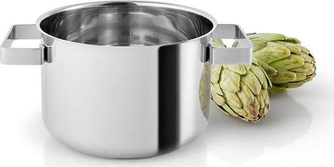 Nerezový hrnec s poklicí 3.0l Nordic kitchen, 281230 eva solo