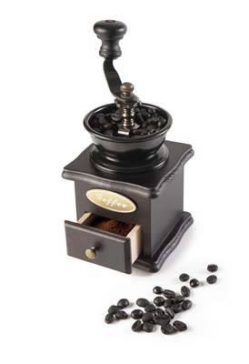 Ruční mlýnek na kafe retro - Ibili