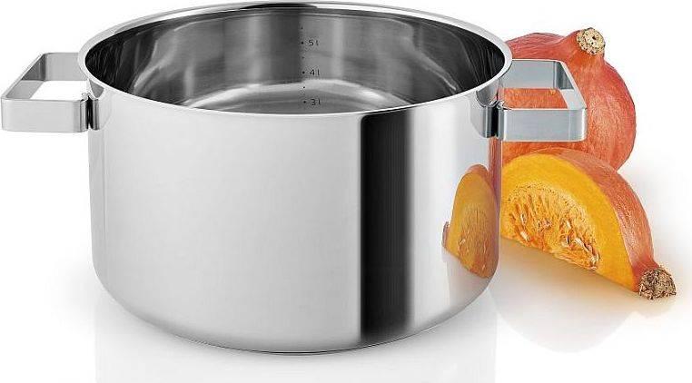 Nerezový hrnec s poklicí 6.0l, Nordic kitchen, 281260 eva solo